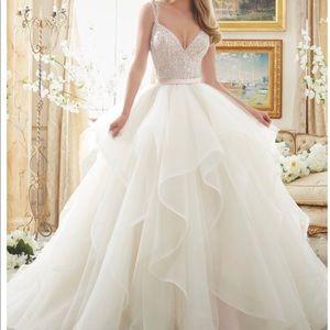 Mori Lee Wedding Dress 2887